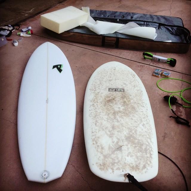 Surf trip is happening!
