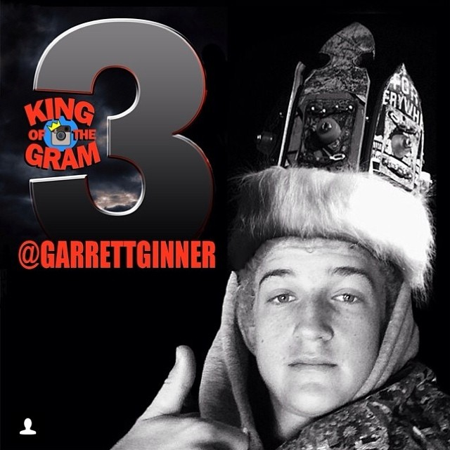 All hail the king! Shout out to team rider @garrettginner for winning king of the gram 3 // @metroskateboarding put on an awesome contest. #keepskateboardingfun #happyshredding #stzlife #skateboard #kingofthegram3 #kotg3