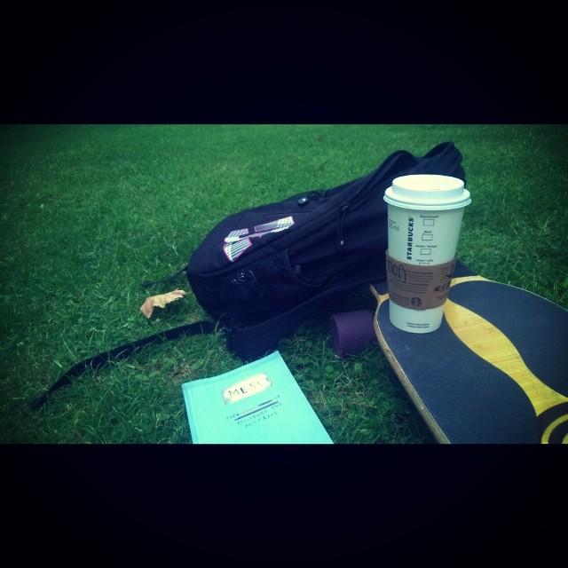 La vida que quiero, en una sola foto jaja (puedo vivir sin el café de todas formas :P)
