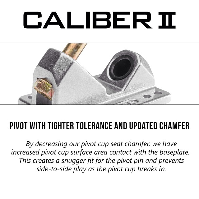 Having a snug fit is key for a good feel under your feet. There is no need for gimmicky pivots that drive up price, just one that is done right. #caliber2