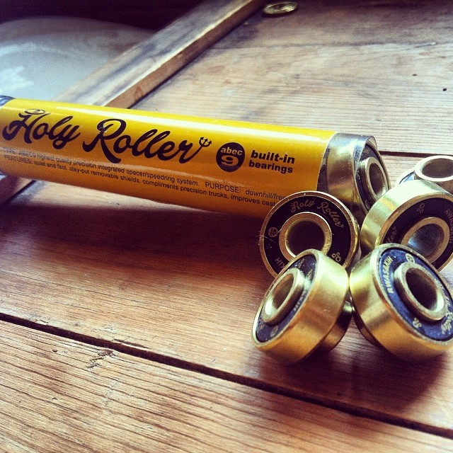Have you seen our new babies? #HolyRollers are killing it out there