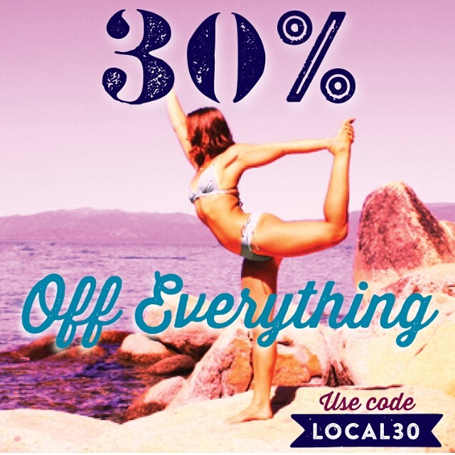 Happy 4th of July everyone!  4th July Sale is on through 7/6! 30% off with code: Local30  Have a great weekend and stay safe out there! #localhoneydesigns #4thofjulysale #bikinisale #swimwear #sale #reversible #comfortable #functional #surf #sup...