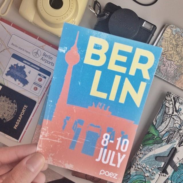 Next Stop: Berlin