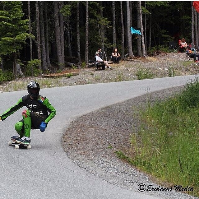 @jacquesdeysel spent the weekend shredding #Whistler!!!!!!