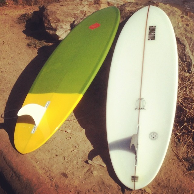 single fin action #awesome #awesomesurfboards #singlefin#pinner#madeincalifornia