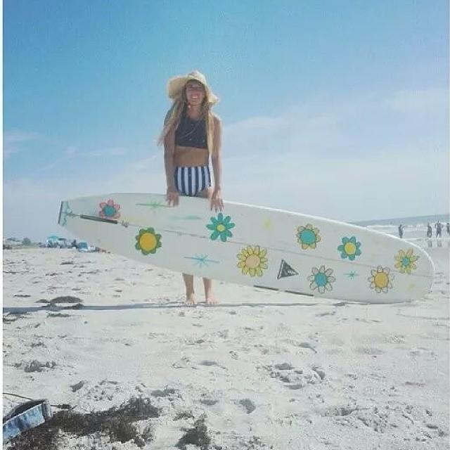 Akela Surf Ambassador Rachel DeJohn #SurfSwimwear