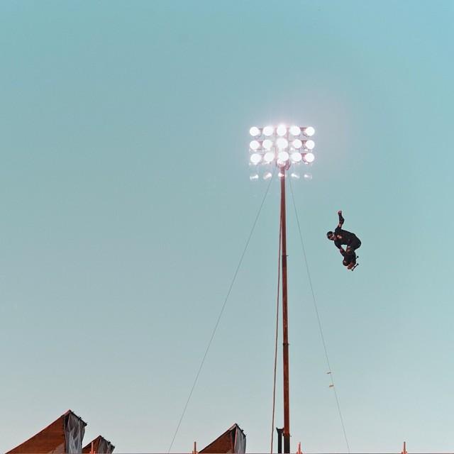 Air it out #xgames #goshred  Photo @htkhlmn