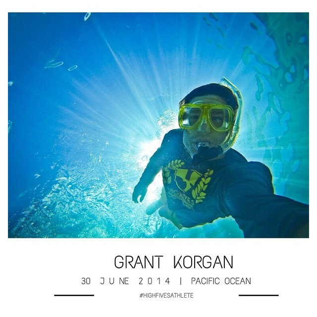 No better Monday morning inspiration than @grantkorgan | #highfivesathlete #gopro