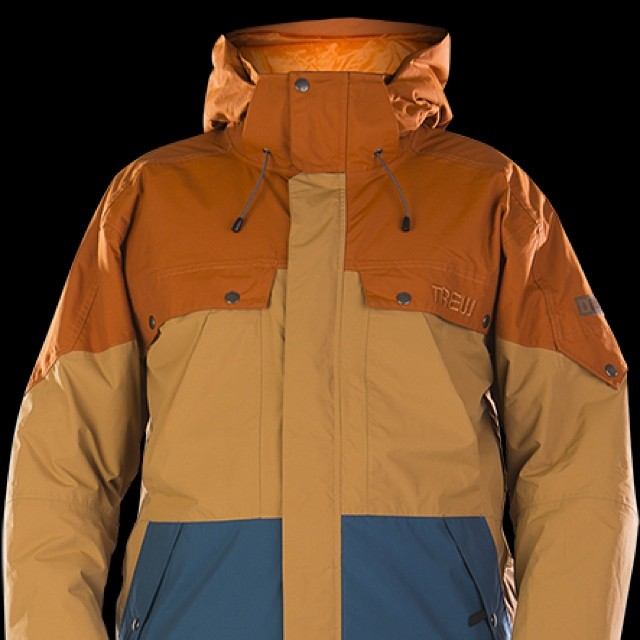 It's hot out which makes it a great time to show you this hot jacket. And when we say hot, we don't mean it just looks good. This sucker is warm!  Introducing the Hunter jacket- a brand new style for Fall 2014. A 20k/20k shell with 100g/80g of...
