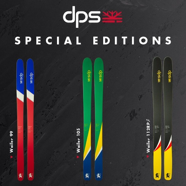 Today, we preview the #dpsdreamtime release of 14/15 Special Edition Pure3 skis. Special Editions are one-time series creations. This year, we proudly offer three SE's in the Wailer 99, Wailer 105, and Wailer 112RP.2. SE designs take inspiration from...