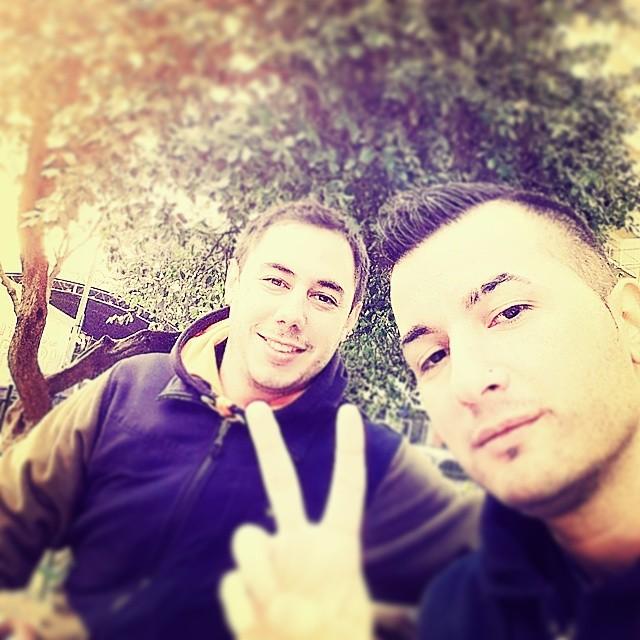 #selfie con #danyTheDog