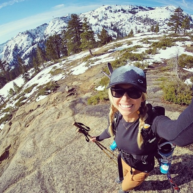 "#Wednesdays we celebrate our #mountainlifeco #women #outdoorwomen who love to get #lost in the #mountains #outdoors Featuring @chrissykay #adventuress #explorer #mountaineering #dirtbarbie ""What's Your #mountainlife?"" #mountainlifer #bouldering..."
