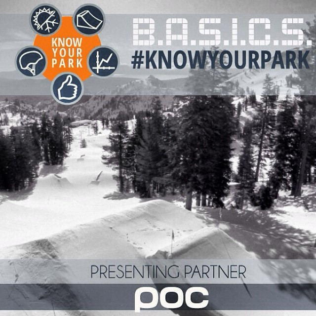 Thank you very much to @pocsports for presenting the #KnowYourPark Instagram Photo and Video Contest! Join in and have FUN posting!