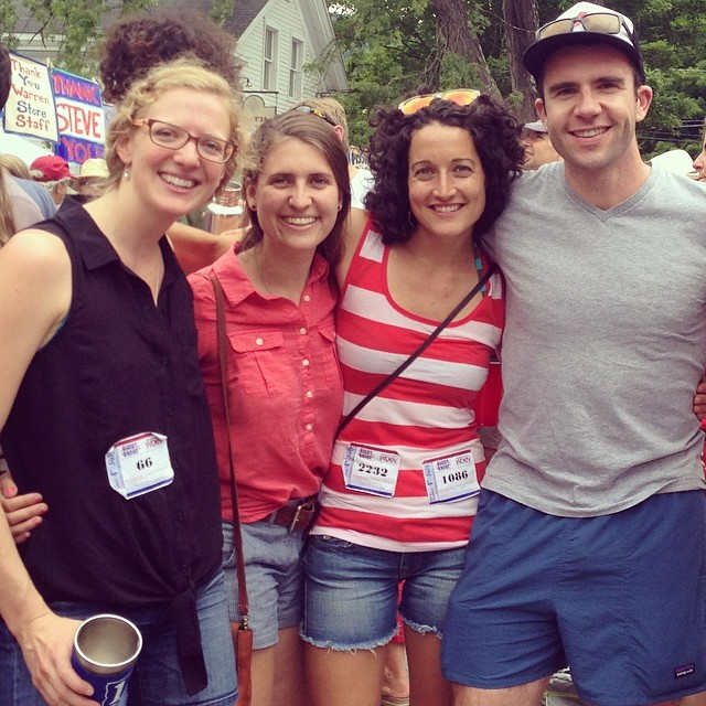 part of the #1percentftp crew (past & present), celebrating the 4th last week! #tbt