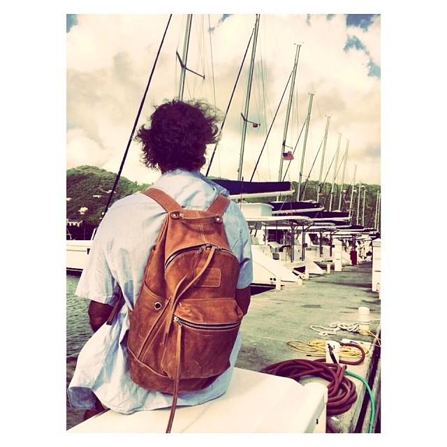Mochila Navajas | The Moorings Marina | Caribe
