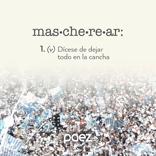 Hoy,hoy maschereamos todos! Contanos como te preparas para el domingo en facebook.com/paezshoes y participa por un kit #paezmundial #vamosargentina
