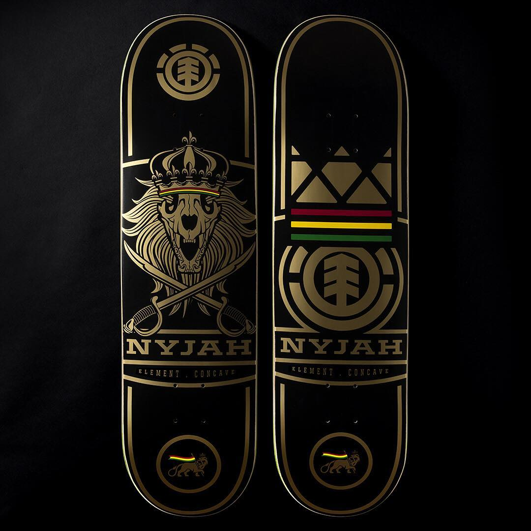 The Nyjah Concave Collection is now available on our site!