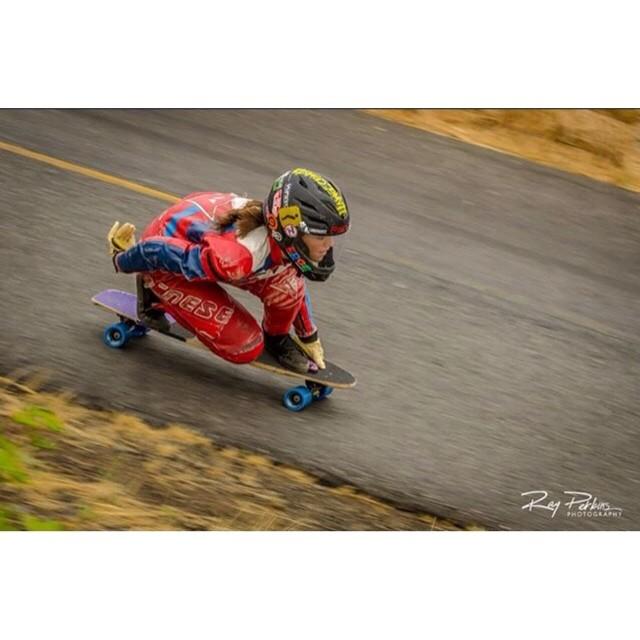 @pandaskate killing Mary. Ray Perkins photo #longboardgirlscrew #girlswhoshred
