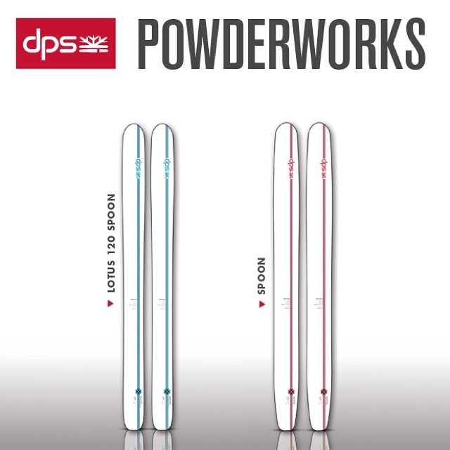 We are proud to announce that a limited edition line of skunkworks skis dubbed Powderworks will be released during #dpsdreamtime: 15 July-1 August. #Powderworks #skis offer a glimpse into DPS' R+D lab, previewing special construction or shaping...