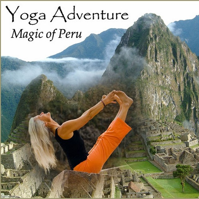 Limited space available on my family's Yoga Adventures Peru and Hawaii and Teacher Trainings this Oct and Jan! Email info@yogaadventure.com if you are interested...they are trips and trainings of a lifetime...