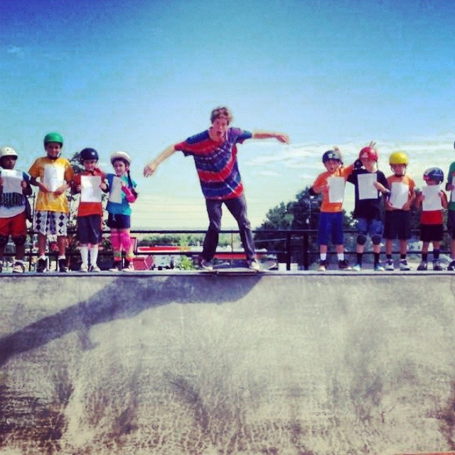 Skatestart has awesome instructors that focus on safety, fun, & awesomeness. Find where we are at www.Skatestart.com  #wheatridge #skatecolorado #lookback #eatconcrete #needlehlsphotogenious