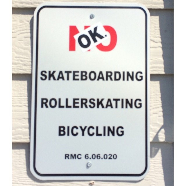 #skateboarding is #OK #forridersbyriders