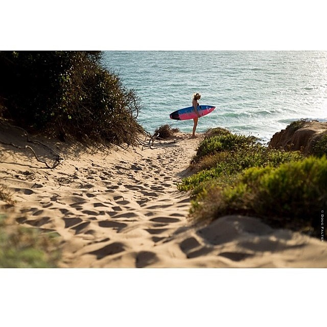 @shannonmarie_q finding some #adventure! #sundayfunday #explore #surfmission #photo by @dougfalterphotography