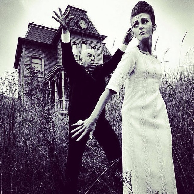 That ain't Frankenstein. So..... Run! #lovematuse