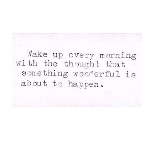 #Monday #pinspiration! Good m o r n i n g...what's your wonderful today?