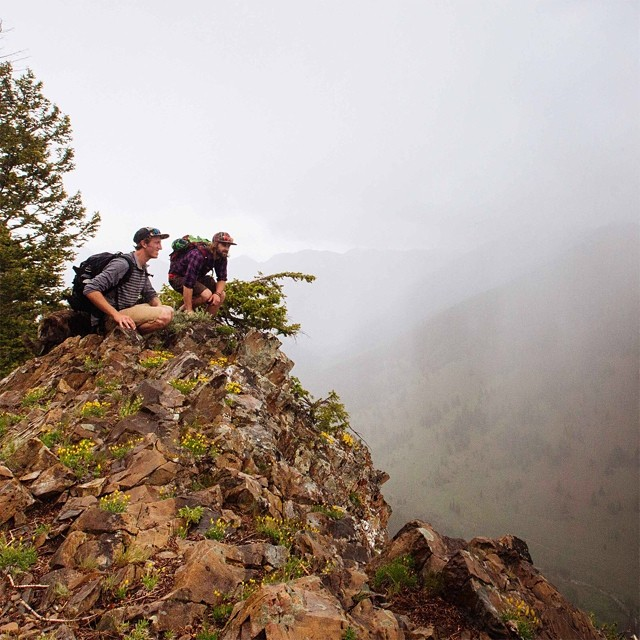 @indivisualize and @codybbarnhill  share their amazing #adventureworthy hike through the hills north of Ketchum, Idaho. Check it out at experience.forsake.com