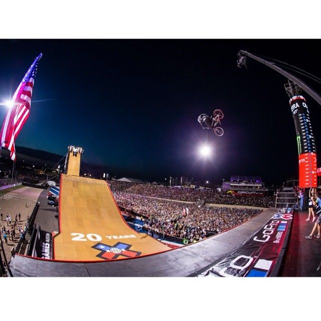 Get out there and enjoy this week! #MondayMotivation #XGames #GoShred  Photo @espn_images