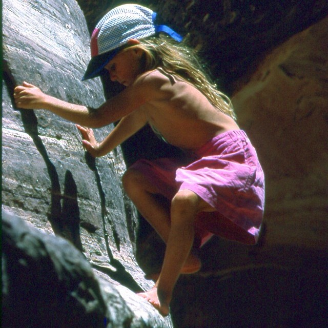 Throw back #PinkTomboy #MiniAdventurer @patagonia