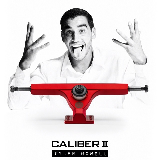 Our final of the CALIBER II new color ways is the Red Satin. We thought Tyler Howell going full towel was a nice touch. #CALIBERII #RedSatin #caliber2 @tyler_howell_sb