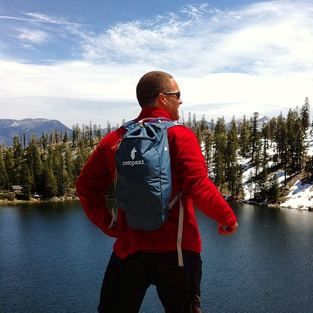 Introducing Cotopaxi to the Sierras @gearforgood