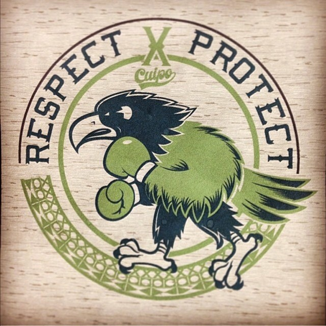 Saving rainforest is easy when you're on the right team #RespectandProtect #OneMeterAtATime