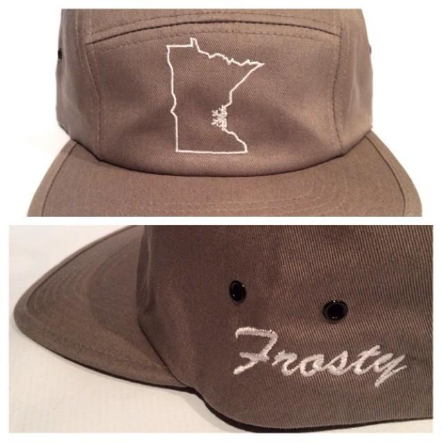MN 5 panel on sale through www.frostyheadwear.com $20.00❄️#frostyheadwear #5panel #5panels #fivepanel #fivepanels