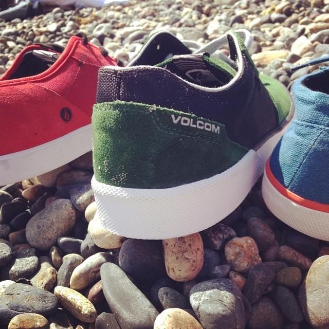 Falta menos...#volcomfootwear