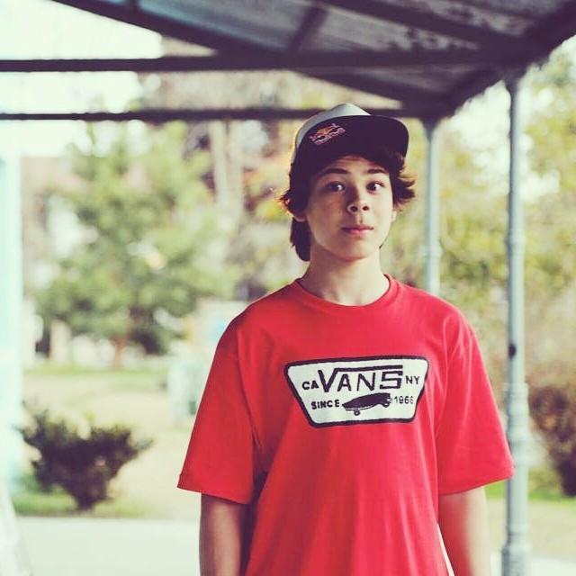 Iñaki Mazza, uno de los atletas más chicos del #TeamVans #BMX #VansBMX