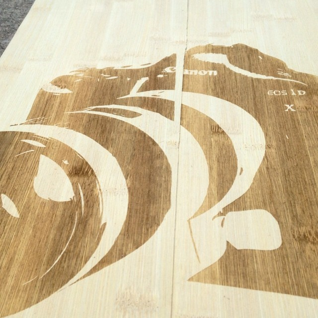 #fielder tails.. These will be slick. #madeincolorado  @danielmilchev  design!
