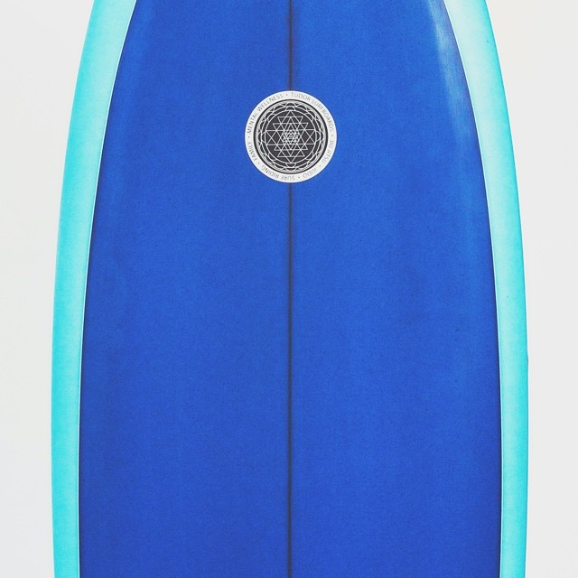 Joel Tudor Diamond Twin Fin, available now at Matuse.com and at The Black Spot #lovematuse