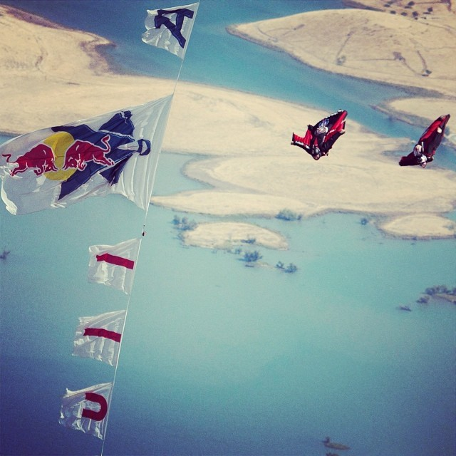 Red Bull Aces: a new sport takes flight. #redbullaces #wingsuit