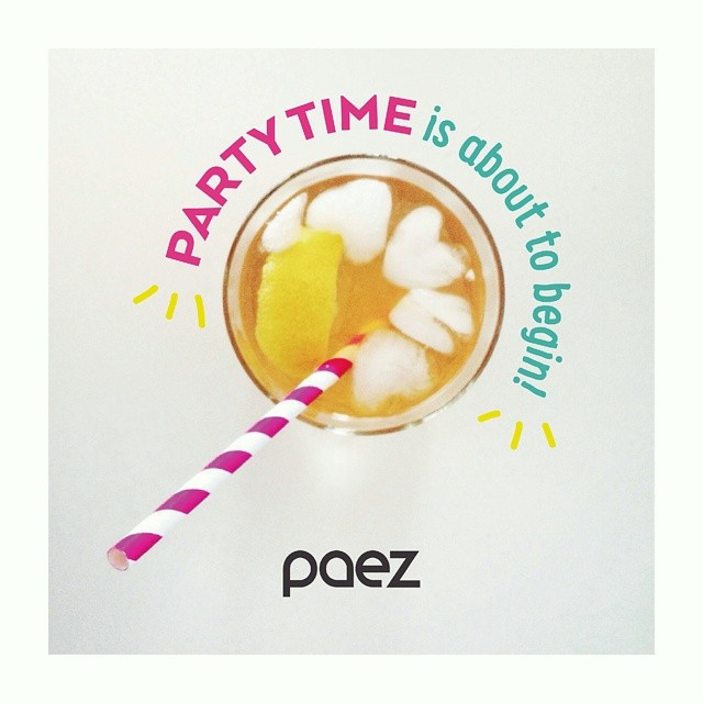 It's summer,its's friday, are you in love? ;) #paezsummer