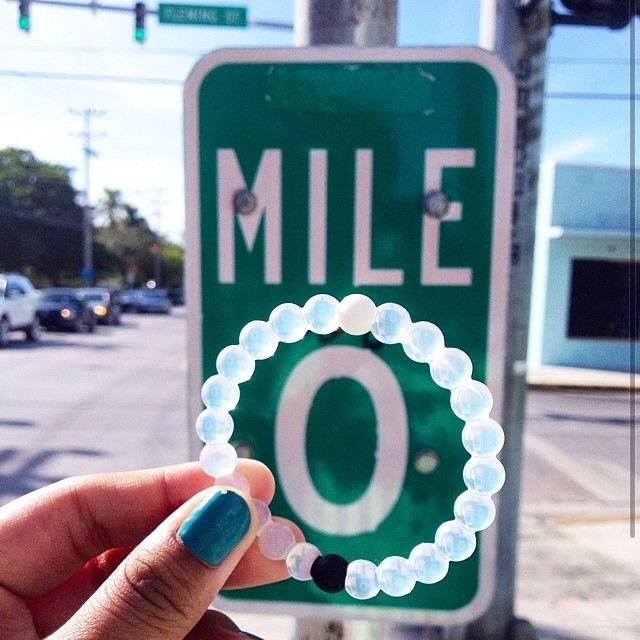 Mile 0.  Where are you guys headed this weekend? Thanks @riah0499