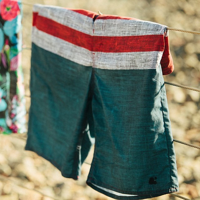 Our new TRACER board short. Available now in stores and online. #summer #ambigclothing #boardshorts
