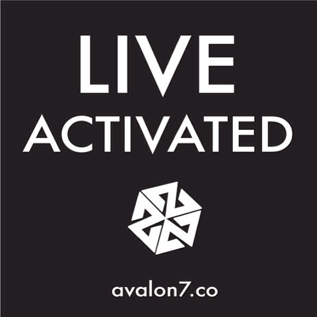 "To ""Live Activated"" means to live your life as a creative being, experiencing life to its fullest.  Each new day is an opportunity to adventure to new places, create new things and become more conscious on your journey. Never stop progressing! #avalon7..."