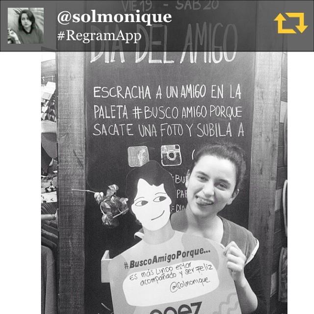 RG @solmonique: Hoy fui a @paezshoes y con mi peor cara me tomaron esta fotico... #paezselfie #buscoamigoxq #dialdelamigo