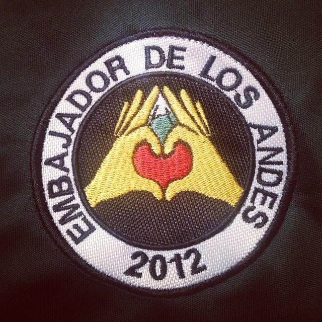 Vamos el Embajador con nuevo logo! Algo comienza! #embajadordelosandes #sanmartindelosandes #argentina #sudamerica #futbolclub