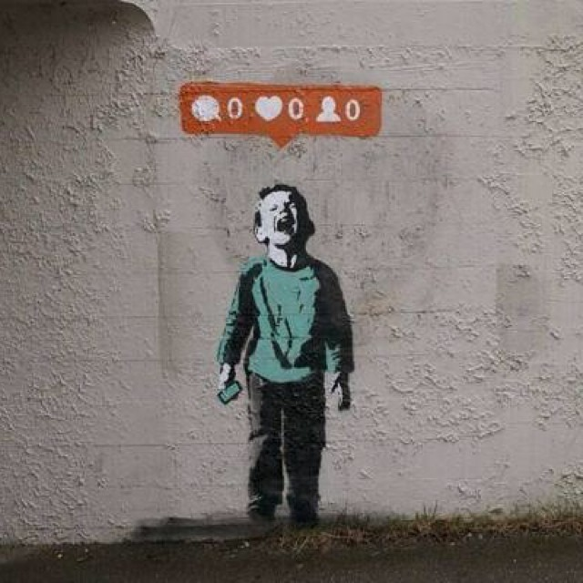 hehe, #awesome #banksy