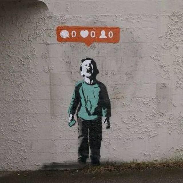hehe, #awesome #banksy