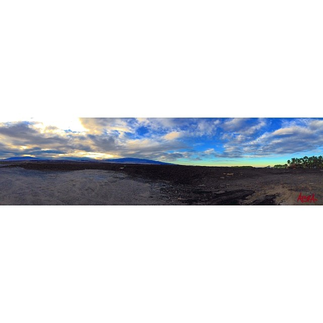Hello Hello Hualalai. A breath of fresh air! #breathingDeep #alohasunday #wiseguides
